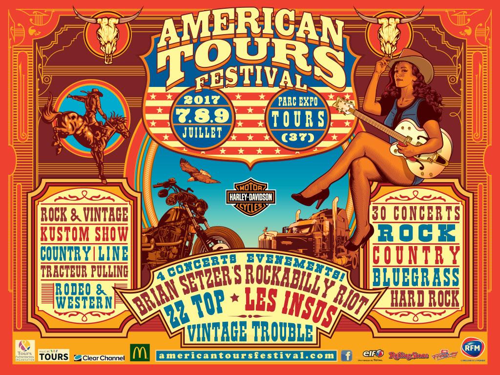 American Touts Festival 2017