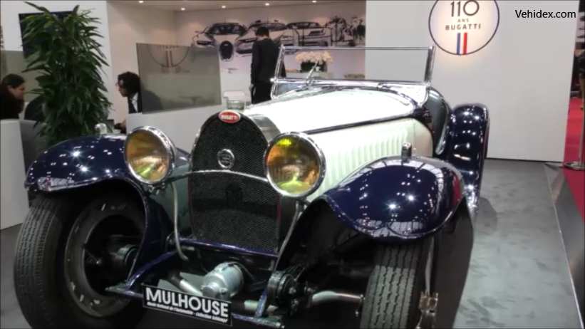 Automobiles Bagatti - Salon Rétromobile 2019