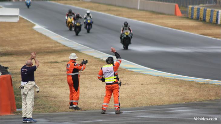 Coupe de France Promosport Circuit du Mans -                   Juillet 2019