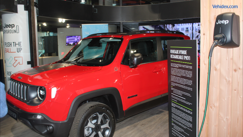 JEEP - Renegade hybride rechargeable