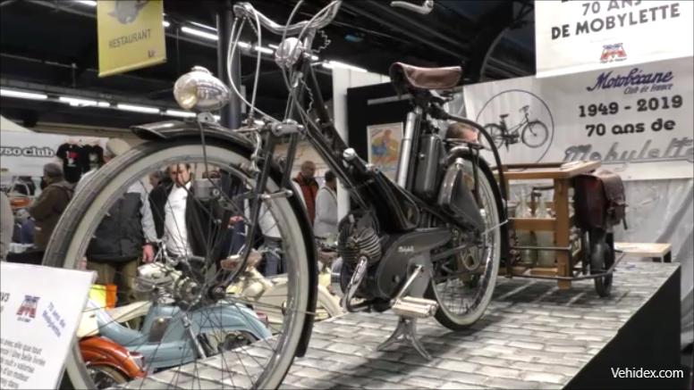Motobécane Salon Moto Légende
