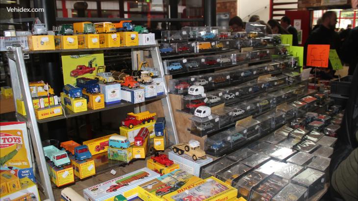 39ème Bourse d'échanges d'automobiles miniatures                   à Coulaines