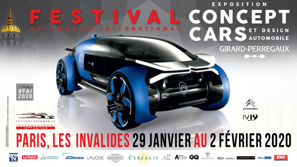 Festval automobile 2020