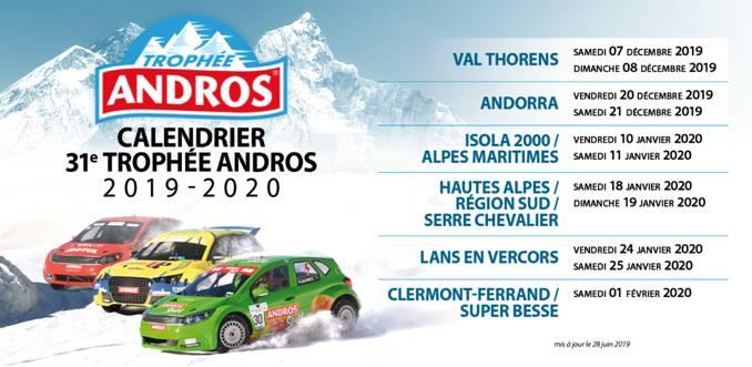 Trophée Andros 2020