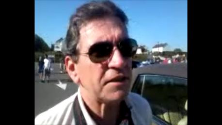 Interview                   au Mans